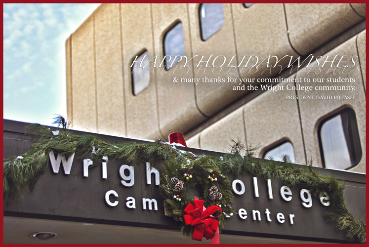 Wright College Holiday