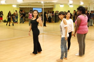 Dance Studio Opening