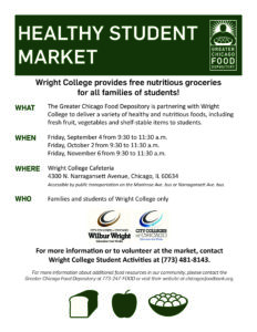 ENG.Healthy Student Market Fall 2015 Flyer