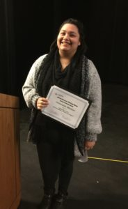 Tatiana De La Cruz - Honorable Mention