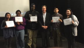 African-American History Month Essay Contest Winners